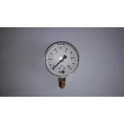 Tlakoměr -  304, průměr 63 mm